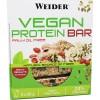 Weider Vegan Protein Bar Cacahuetes 3 Barritas