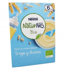 Naturnes Bio Boue Écologique de Blé Gruau 240 g