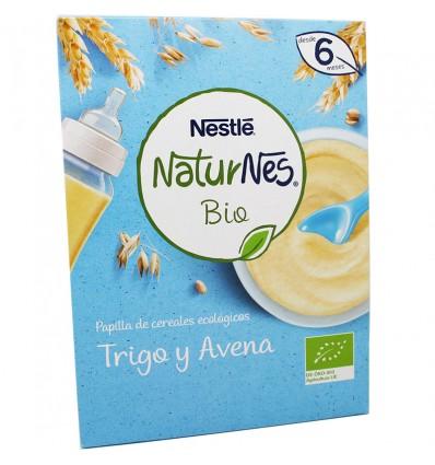 Naturnes Bio Slurry Ecological Wheat Oatmeal 240 g