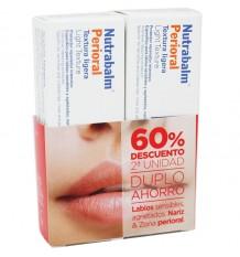 Nutrabalm Periorale Fluid-Textur-Pack Duplo