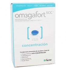 Omegafort Concentracion 30 capsulas