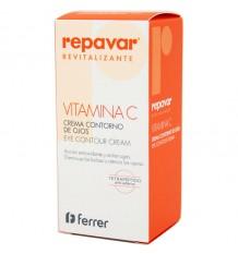 Repavar Revitalizing Eye Contour 15 ml