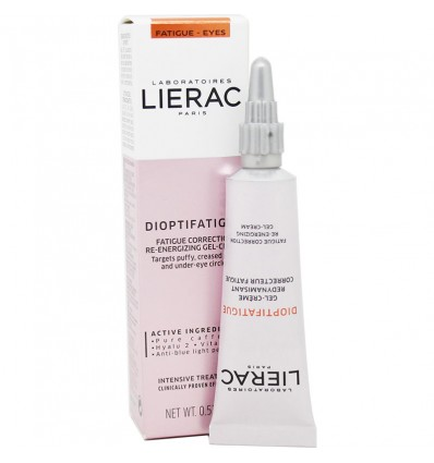 Lierac Dipotifatigue Gel Crema Fatiga 15 ml