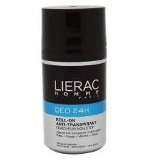 Lierac Homme Deodorant 24h Roll-On 50 ml
