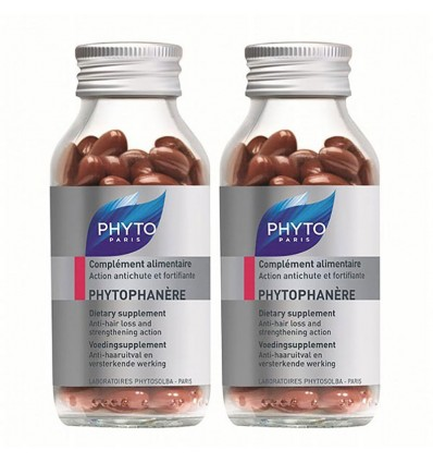 Phyto Phytophanere Duplo 240 capsulas