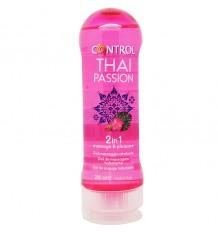 Contrôle du Gel de Massage Thaïlandais de la Passion 200 ml