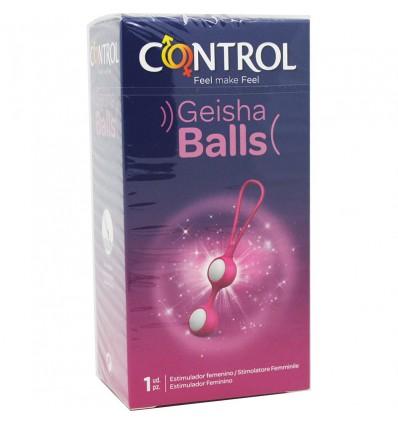 Control Geisha Balls Estimulador Femenino