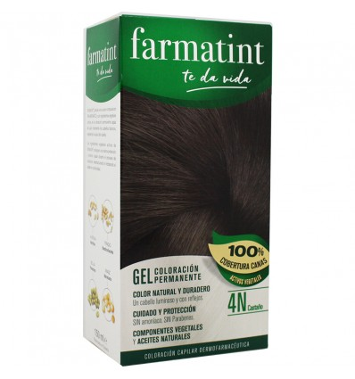 Farmatint 4N Castanho 150 ml