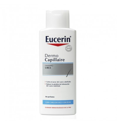 Eucerin Champu Urea 250 ml