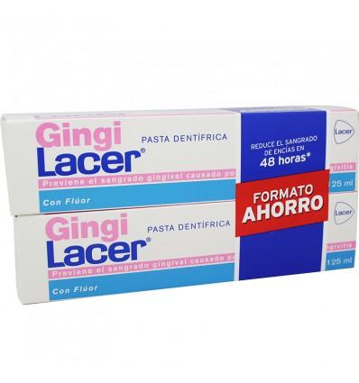 Gingilacer Pasta 125 ml Duplo Pack