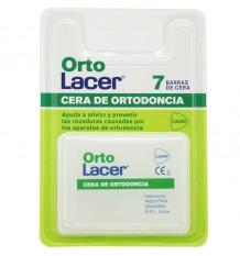Ortolacer Cera Ortodoncia 7 Barras Cera