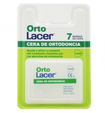 Ortolacer Cera Ortodontia 7 Barras Cera