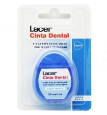 Lacer Dental Tape Mint 50 meters