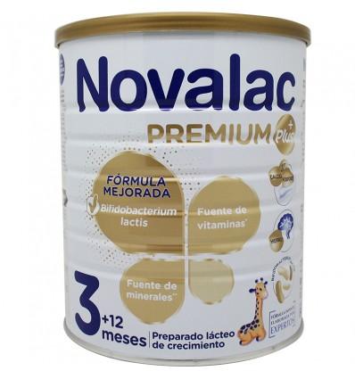 Novalac Premium 3 Plus 800 gramos
