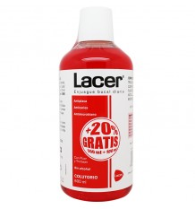 Lacer Enjuague Bucal 500 ml Promocion