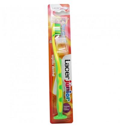 Lacer Junior Cepillo con Ventosa