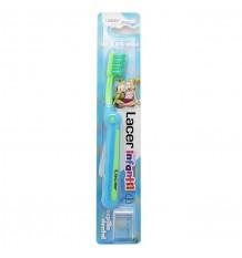 Lacer Infantil Escova Dental 2 a 6 Anos