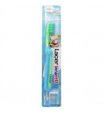 Lacer Kind Zahnbürste 2 bis 6 Jahre