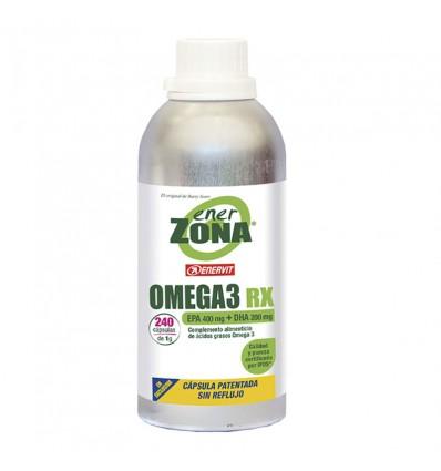 Enerzona Omega 3 Rx 240 capsulas