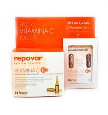 Repavar Revitalizing 20 Vials + 4 Capsules Monoderma