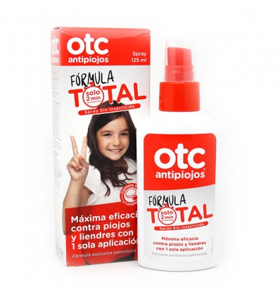 Otc Antipojos Formula Total spray 125 ml