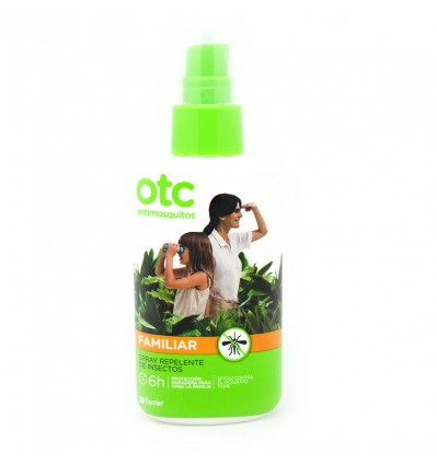 Otc Antimosquitos Familiar 100 ml
