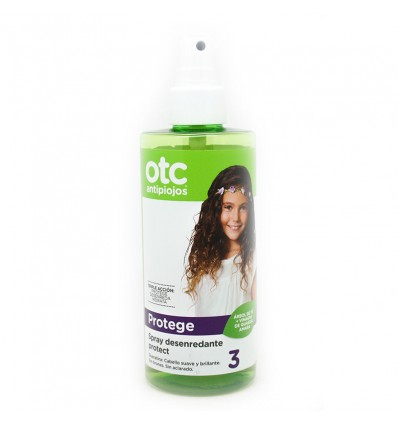 Otc Antipiojos Protege Spray Desenredante 250 ml