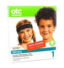 Otc Lice Permethrin Pack Lotion Shampoo