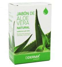 Dderma Jabon Aloe Vera 100 g usos