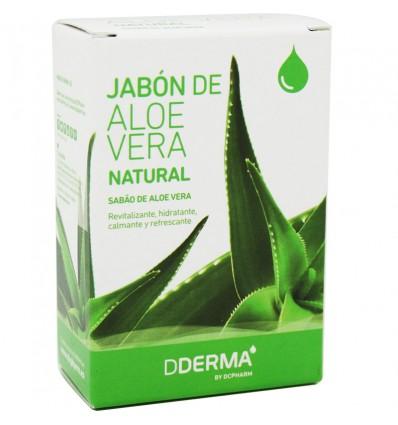 Dderma Jabon Aloe Vera 100 g