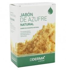 Dderma Jabon Azufre 100 g usos
