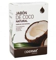 Dderma Jabon Coco Glicerina 100 g