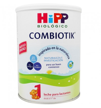 Hipp Combiotik 1 Leche Recien Nacido 800 g
