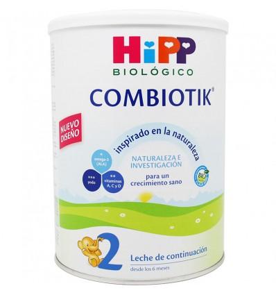 Hipp Combiotik 2 Leche Continuacion 800 g