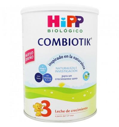 Hipp Combiotik 3 Leche Crecimiento 800 g