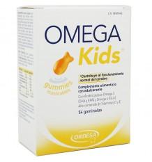 Omegakids Gummies 54 Gomas