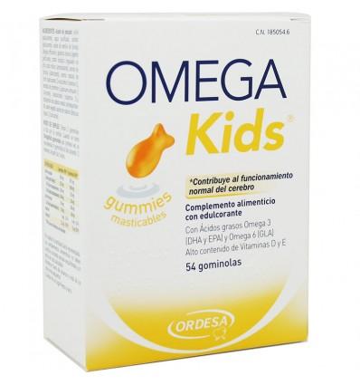 Omegakids Gummies 54 Gominolas