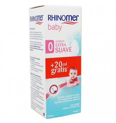 Rhinomer Baby Xl 135 ml