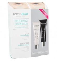 Remescar-Checker-Programm Taschen Dark Kreise Eye Contour Nacht