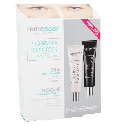 Remescar Checker Program Bags Dark Circles Contour Eye Night