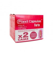 Pilexil Forte 200 Cápsulas Duplo
