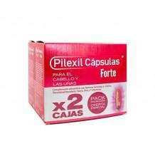 Pilexil Forte De 200 Capsules Duplo