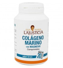 Ana Maria LaJusticia Collagen Marine Magnesium 180 Tablets Limon
