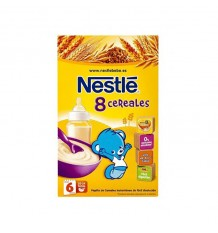 Regalo Nestle 8 Cereales