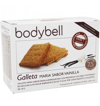 Bodybell Biscoito Maria baunilha 180 g