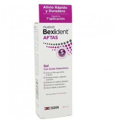 Bexident Aftas Gel 8 ml