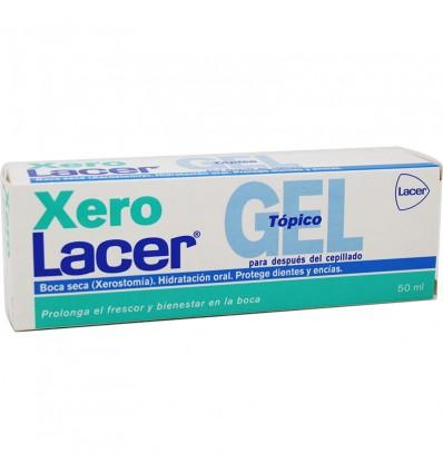 Xerolacer Gel Topique 50 ml