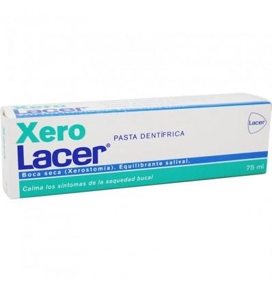 Xerolacer Pasta Dentifrica 75 ml