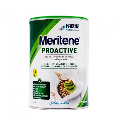 Meritene Proactive 408 g 17 Raciones