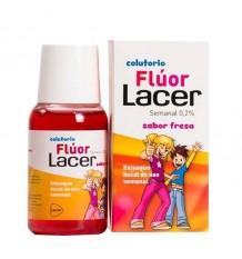 Fluor Lacer Hebdomadaire de 100 ml